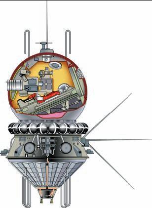 Космический корабль.  2006.