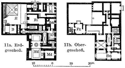 Wohnhaus for Das japanische wohnhaus