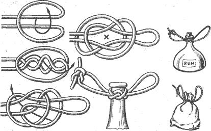 Вязание узлов относится к числу древнейших изобретений человечества.